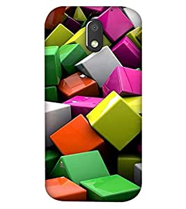SASH DESIGNER BACK COVER FOR MOTOROLA MOTO E3