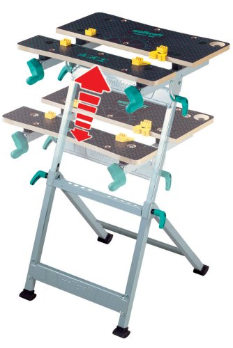 Wolfcraft 6182 Master 600 Workbench - Adj Height