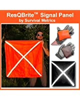 ResQBrite Signal Panel (tm) by Survival Metrics