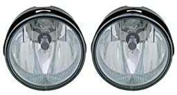 Ford Expedition/Ranger Replacement Fog Light Assembly - 1-Pair