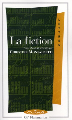 La Fiction Pdf Télécharger De Christine Montalbetti Tracenidprop