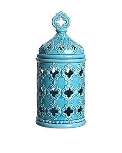 Oriental Kandelaar turquoise