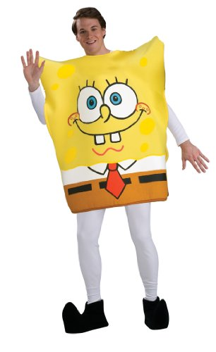 SpongeBob Square Pants Tunic Costume