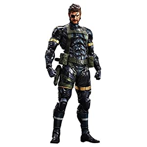 Figurine 'Metal Gear Solid V : Ground Zeroes' - Play Arts Kai - Snake