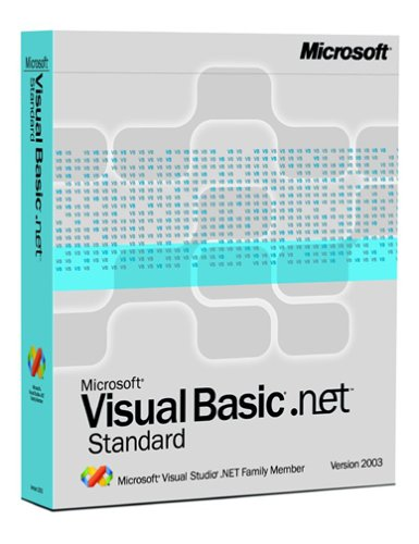 Microsoft Visual Basic .NET Standard 2003 [Old