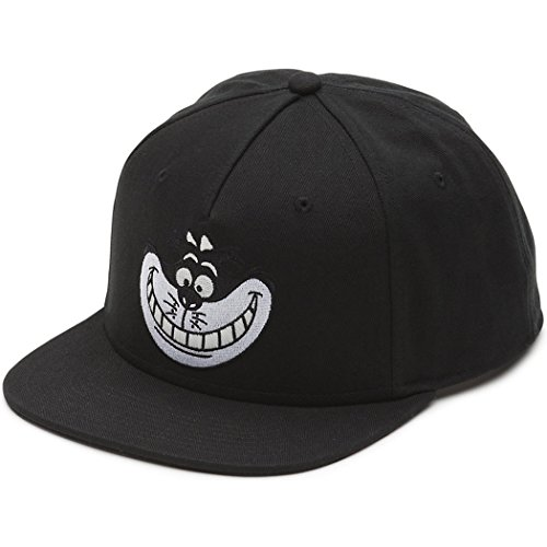 Vans Men's Disney Cheshire the Cat Snapback Cap Hat, One Size, Black (Cheshire Cat Cap compare prices)