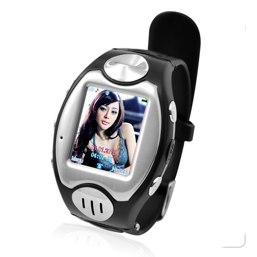 Mini Watch Wrist Quad Band Cell Phone