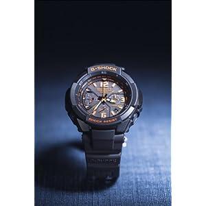 【クリックで詳細表示】カシオ Gショック 電波ソーラー GW-3000B-1AJF 【Gショック 時計 腕時計 耐衝撃構造 ストップウォッチ フルオートカレンダー 液晶バックライト】