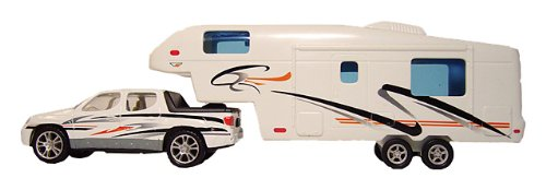 Prime Products 27-0020 Pick-Up And 5Th Wheel Toy front-328306