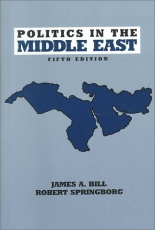 Politics in the Middle East (5th Edition)