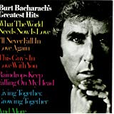 Greatest Hitsby Burt Bacharach