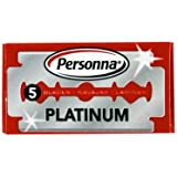 Personna Stainless Steel Double Edge Safety Razor Blades