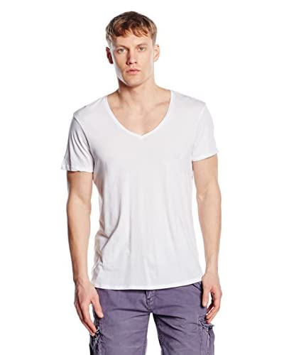 Scotch & Soda T-Shirt Manica Corta [Bianco]