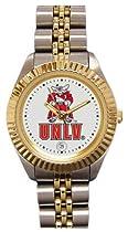 Las Vegas Rebels (UNLV) University of Ladies Executive Stainless Steel Sports Watch