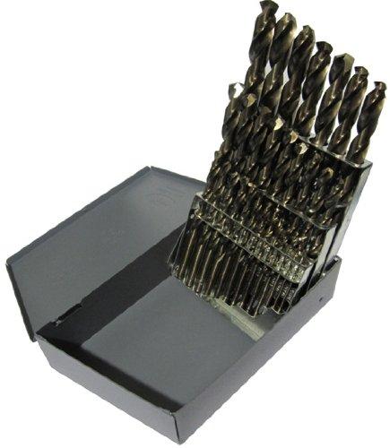 Pack of 10 pcs Dormer A100 HSS High Speed Steel Jobber Drill Bit with 118 Degree Standard Point