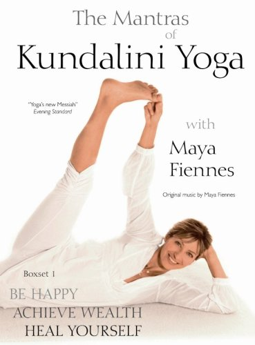 Mantras of Kundalini Yoga with Maya Fiennes - Be Happy, Achieve Wealth, Heal Yourself [DVD]