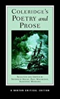 Coleridge's Poetry and Prose (Norton Critical Editions)