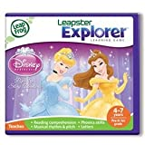 LeapFrog Enterprises, Learning Game:Disney Princesse