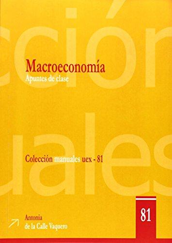 MACROECONOMIA APUNTES DE CLASE
