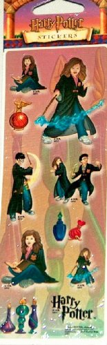 Harry Potter Sorcerer's Stone Stickers - Hermione - 1