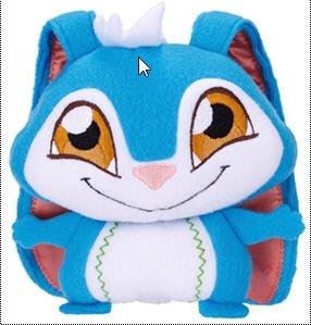 Amazon.com: WINX CLUB PLUSH PETS - BLOOM'S BUNNY - KIKO: Toys & Games