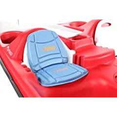 Buy Pelican Pedal Boat Cushion Set, Blue by Pelican