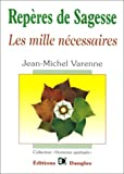 img - for Rep res de sagesse : Les Mille N cessaires book / textbook / text book