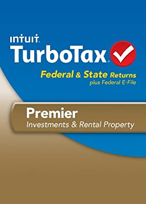 TurboTax Premier Fed, Efile and State 2013