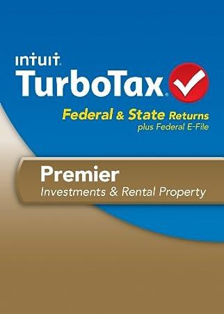 TurboTax Premier Fed + Efile + State 2013 with Refund Bonus Offer [Download]