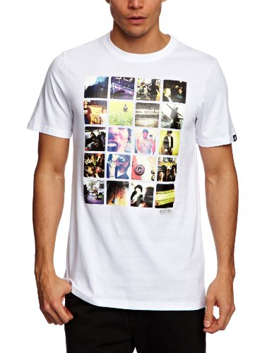 Etnies Insta Rad Shortsleeve Printed Men's T-Shirt White X-Large