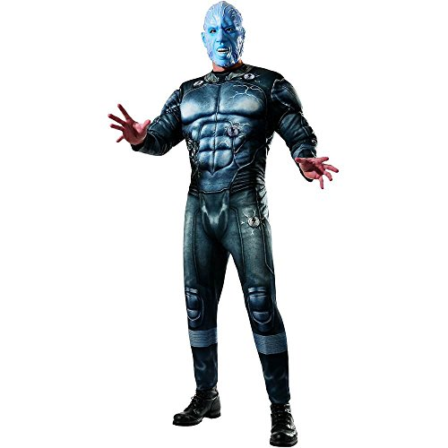 Amazing Spider-Man 2: Electro Deluxe Adult Costume