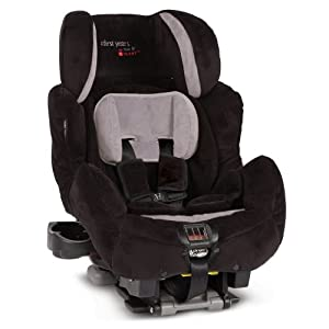 The First Years True Fit IAlert C685 Car Seat, Black & Gray