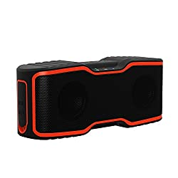 Waterproof IPX7 Wireless Bluetooth Speakers, AOMAIS Sport Outdoor/Shower Portable Bluetooth Speakers with 10W Enhanced Bass, Built-In Microphone for iphone/ipad/ipod/Android phone