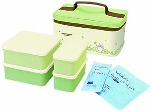 Bento: Studio Ghibli Totoro Design Food Container Lunch Boxes Set