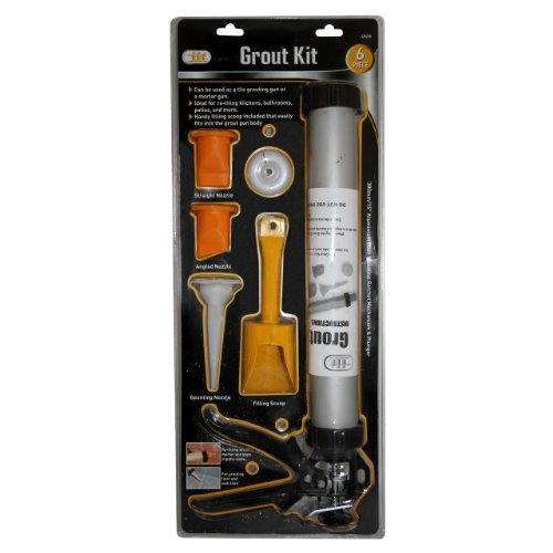 IIT 49450 Grouting Kit - 6 Piece