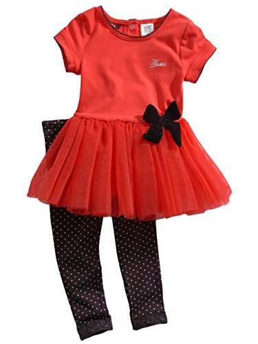Red Baby Tutu front-121427