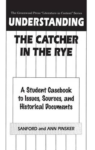 An analysis of the rich psychological portrait of holden in catcher in rye