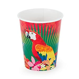 Click to buy Luau 9 oz. Cups (8) Party Suppliesfrom Amazon!