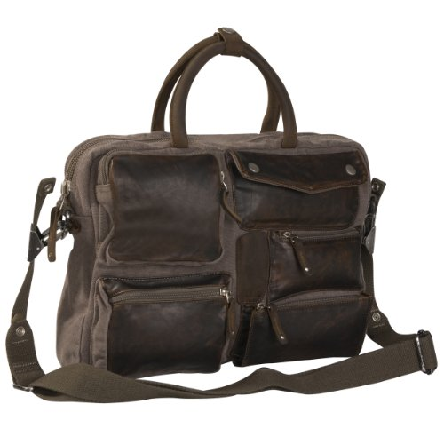 urban-style-washed-canvas-casual-briefcase-w-leather-trim-0831-brown