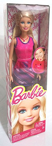 Barbie with Dark Pink Ring for You