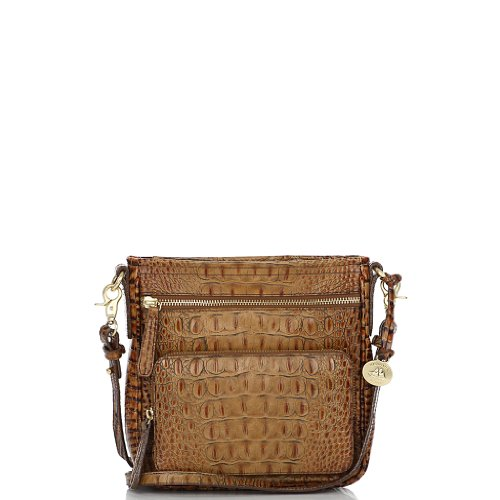 Cleo Crossbody<br>Toasted Almond Melbourne