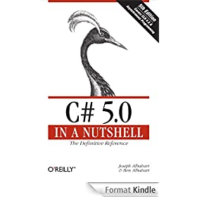 C# 5.0 in a Nutshell: The Definitive Reference