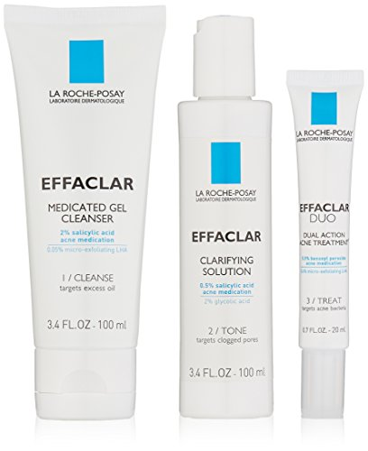 Roche Posay Effaclar Dermatological Treatment System