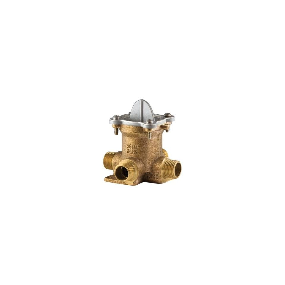 Price Pfister VB8 3 Tub and Shower Valve Stop Included No