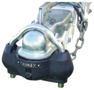 Review Trimax UMAX100 Universal 'Die-Cast' Dual Purpose Coupler Lock (fits all couplers)