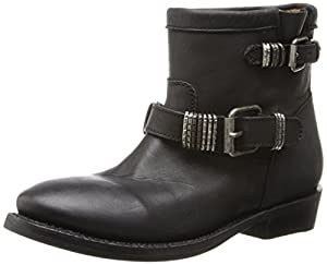 Ash Women's Vick Boot,Black,37 EU/7 M US