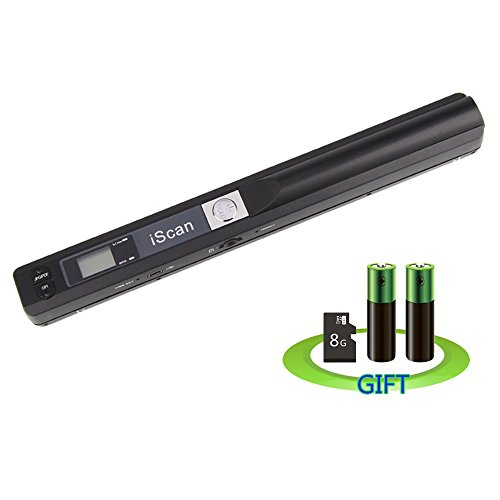 office products flip pal mobile scanner preview msrm iscan wand portable document image. Black Bedroom Furniture Sets. Home Design Ideas
