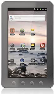 Coby Electronics Kyros MID7014-4G 7-Inch Tablet (Black)