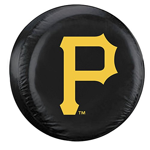 MLB Pittsburgh Pirates Tire Cover (Pittsburgh Pirates Tire Cover compare prices)