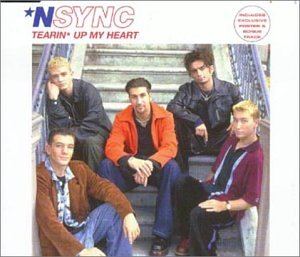 NSYNC - Tearin up My Heart, Pt. 2 - Zortam Music